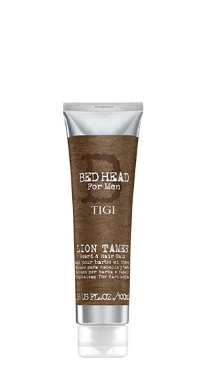 Tigi Bed Head B 4 Men balsamo per barba & capelli Lion Tamer 100 ml