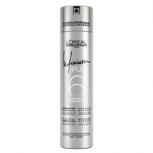 L'Oréal pro lacca Infinium pure strong 300 ml