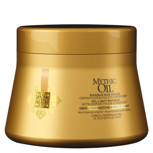 L'Oréal Pro Mythic oil maschera per capelli fini 200 ml