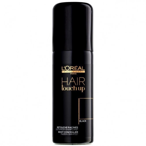 L'Oréal Pro spray ritocco Hair touch up black 75 ml