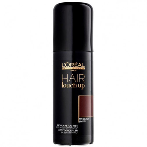 L'Oréal Pro spray ritocco Hair touch up mahogany brown 75 ml