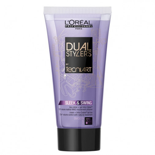 L'Oréal pro Tecni Art Dual Stylers crema-duo Sleek & swing 150 ml*