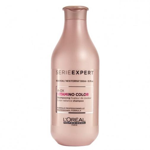 L'Oreal Pro Serie Expert shampoo vitamino color a-ox 300 ml