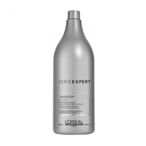 L'Oréal Pro New Série Expert Shampoo silver 1500 ml