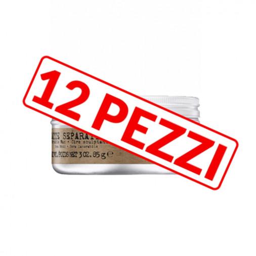 kit 12 pezzi cera per capelli uomo Tigi matte separation 75 gr