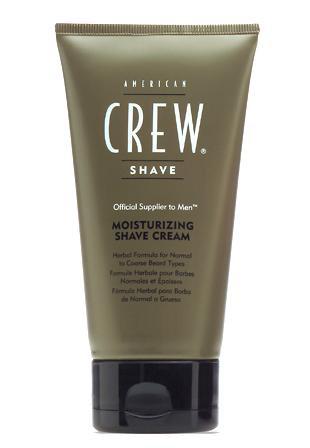 American Crew Shave crema idratante Moisturizing Shave Cream 150 ml