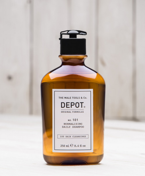 Depot n° 101 - Normalizing daily shampoo 250 ml