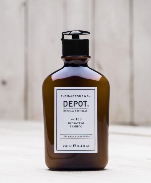 Depot n° 103 - Hydrating shampoo 250 ml