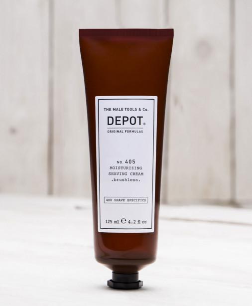 Depot n° 405 - Moisturizing shaving cream 125 ml