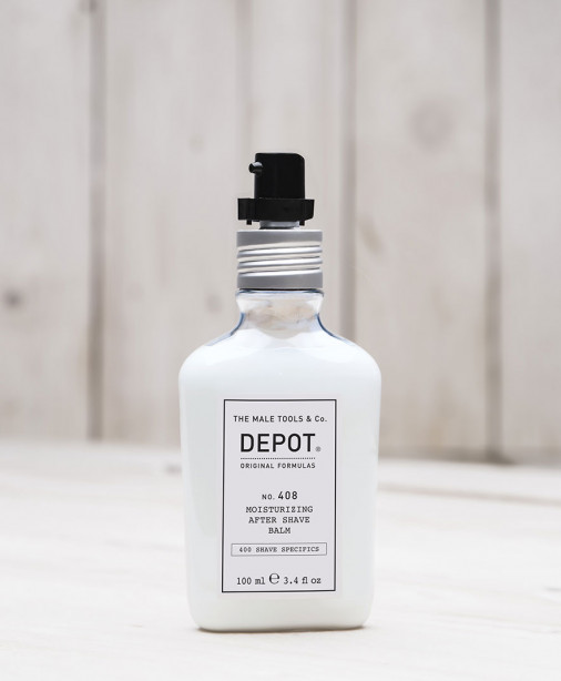 Depot n° 408 - Moisturizing after shave balm 100 ml