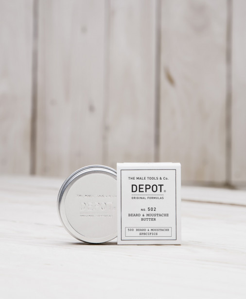 Depot n° 502 - Beard & moustache butter 30 ml
