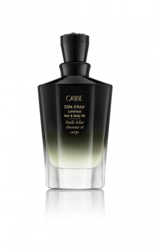 Oribe Côte d'Azur olio satinato per corpo e capelli luminous hair & body oil 100 ml