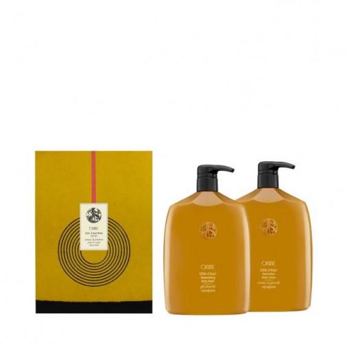 Oribe cote d'azur body liter xmas box 2000 ml