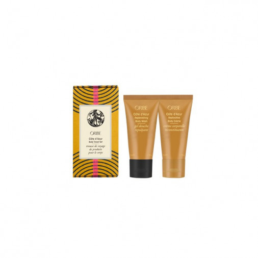 Oribe body travel set cote d'azur 100ml