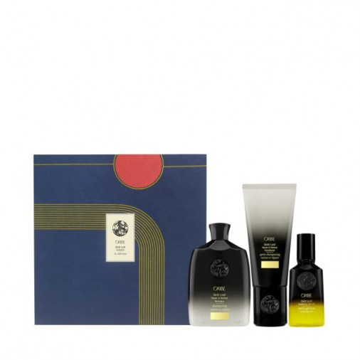 Oribe gold lust collection xmas box 500 ml