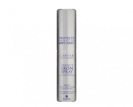 Alterna Caviar spray termoprotettivo perfect iron 122 ml