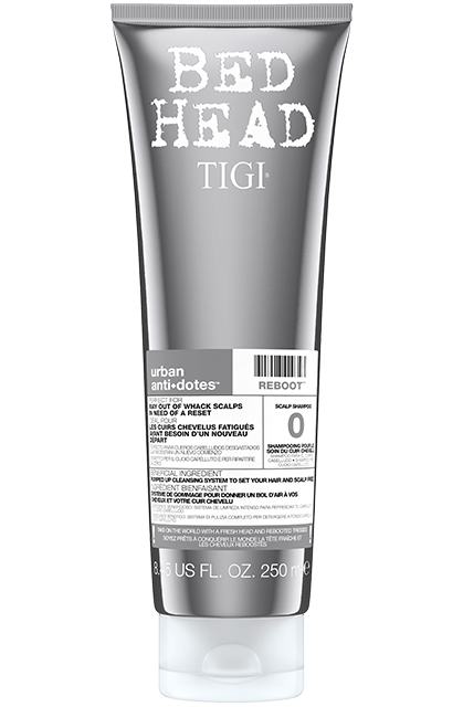 Tigi Bed Head Urban antidotes shampoo reboot 250 ml