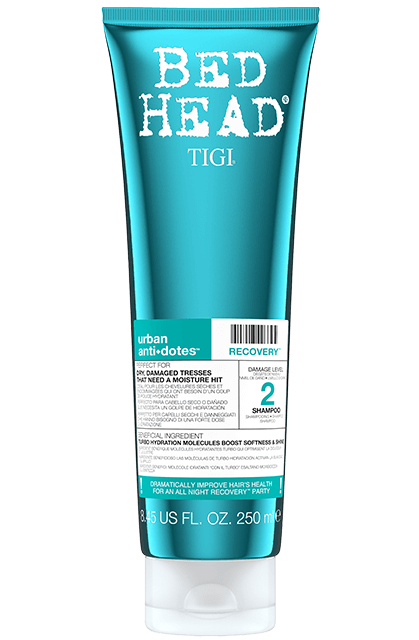 Tigi Bed Head Urban Antidotes shampoo Recovery 250 ml