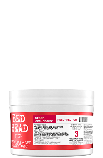 Tigi bed Head Urban antidotes maschera resurrection treatment mask 200 gr