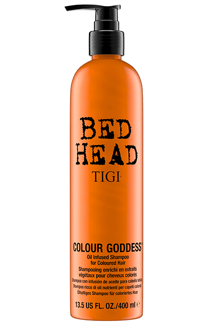 Tigi Bed Head colour goddess shampoo 400 ml