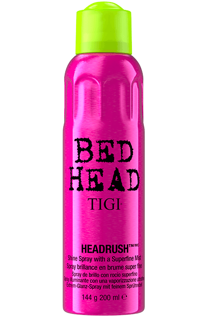 Tigi Bed Head styling spray illuminante Headrush 200 ml
