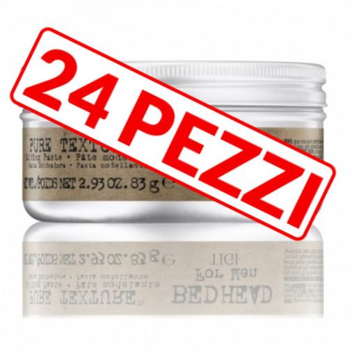 kit 24 pezzi pasta testurizzante capelli fini Pure texture Tigi B 4 men 83 gr