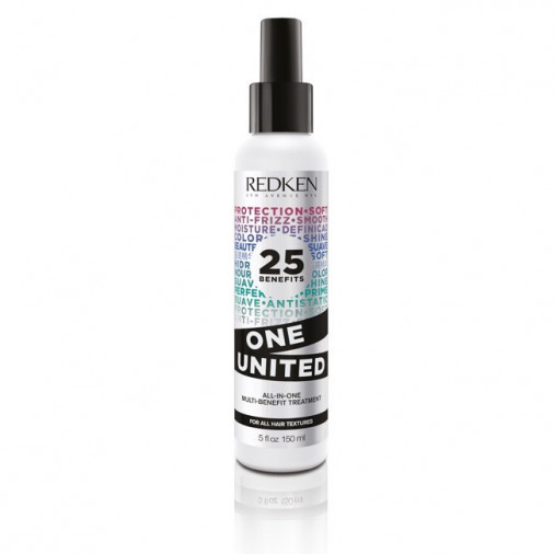Redken styling spray 25 benefits one united 150 ml