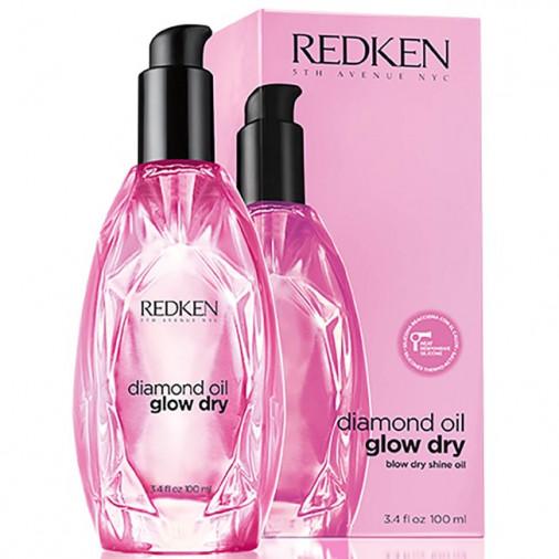 Redken diamond oil olio glow dry 100 ml
