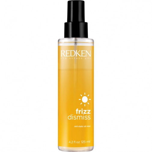 Redken frizz dismiss olio anti-static oil mist 125 ml