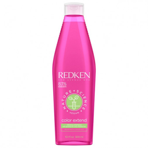 Redken color extend nature+science vegan shampoo 300 ml