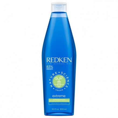 Redken extreme nature+science vegan shampoo 300 ml