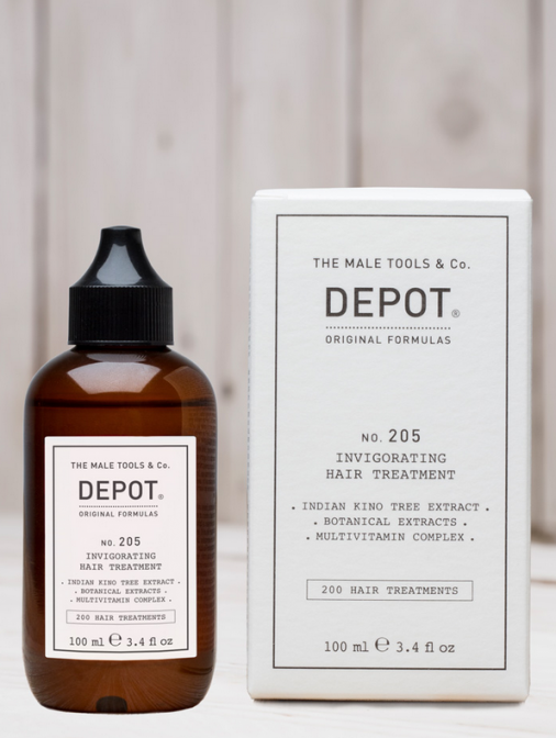 Depot n° 205 - Invigorating hair treatment 100 ml