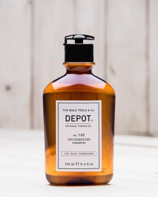 Depot n° 105 - Invigorating shampoo 250 ml
