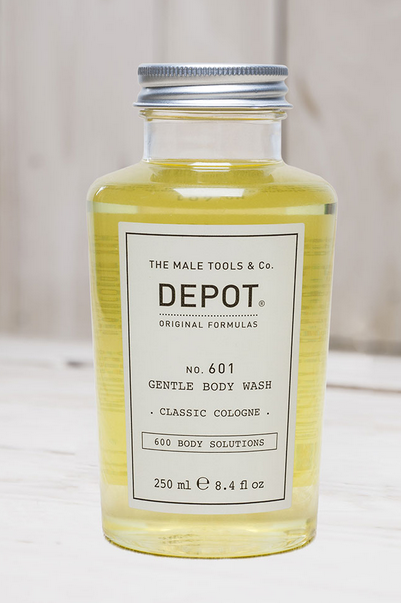 Depot n° 601 - Gentle body wash classic cologne 250 ml