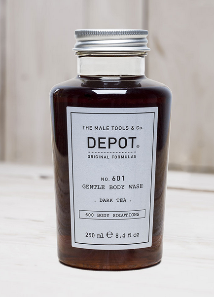 Depot n° 601 - Gentle body wash dark tea 250 ml