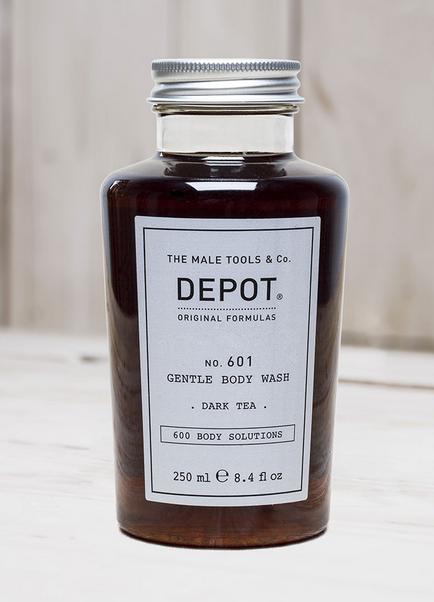 Depot n° 601 - Gentle body wash dark tea 250 ml