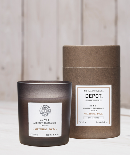 Depot n° 901 - Ambient fragrance candle oriental soul 160 gr