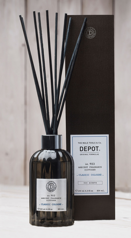 Depot n° 903 - Ambient fragrance diffuser classic cologne 200 ml