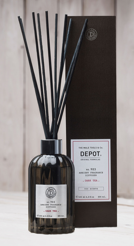 Depot n° 903 - Ambient fragrance diffuser dark tea 200 ml