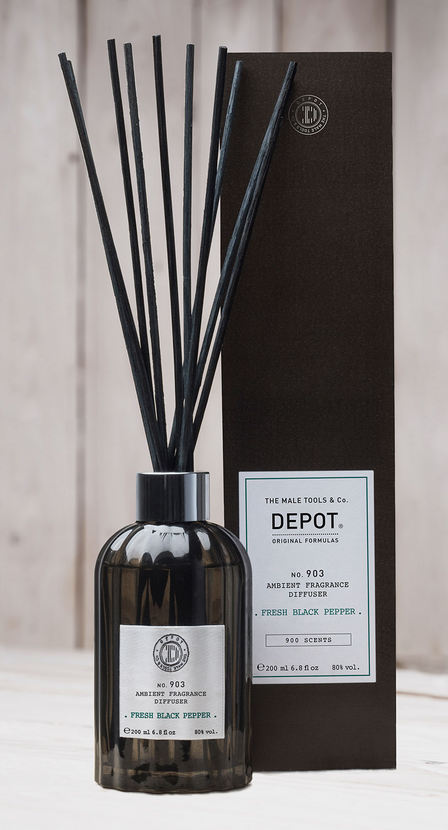 Depot n° 903 - Ambient fragrance diffuser fresh black pepper 200 ml