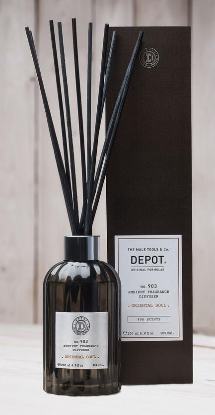 Depot n° 903 - Ambient fragrance diffuser oriental soul 200 ml