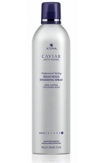 Alterna caviar high hold finishing spray 340 g