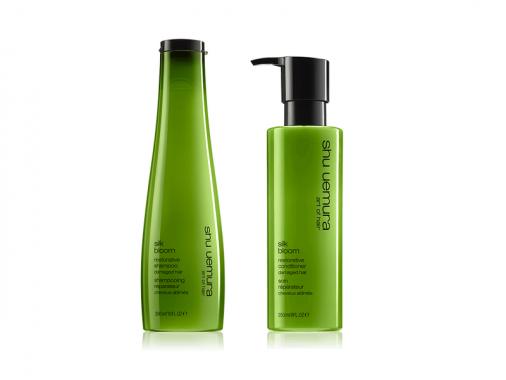 kit shu uemura shampoo e conditioner capelli danneggiati