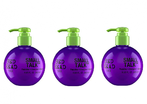 Kit 3 pezzi crema stilizzante Tigi Small talk 200 ml