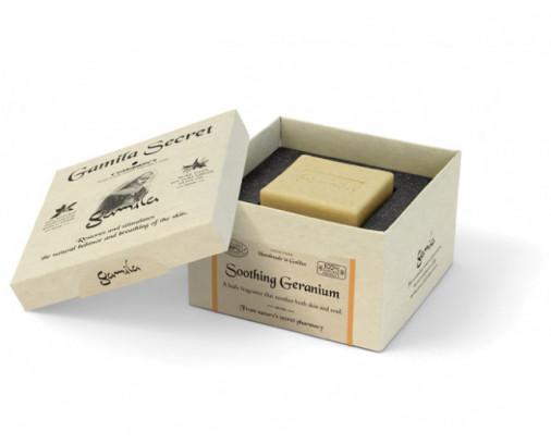 Gamila Secret sapone Soothing geranium 115 gr