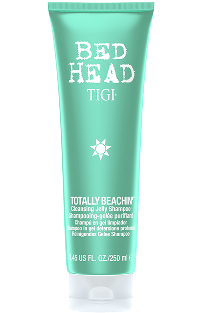 Tigi Bed Head Totally beachin' cleansing jelly shampoo 250 ml
