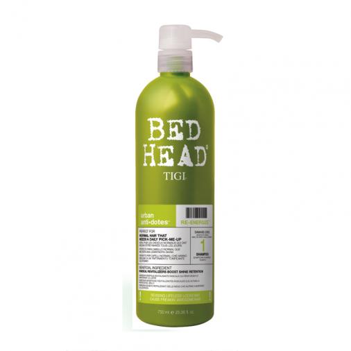 Tigi Bed Head Urban Antidotes shampoo Re-energize 750 ml
