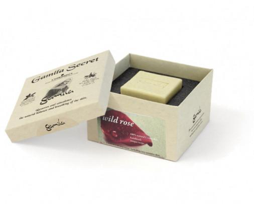 Gamila Secret sapone Wild Rose 115 gr