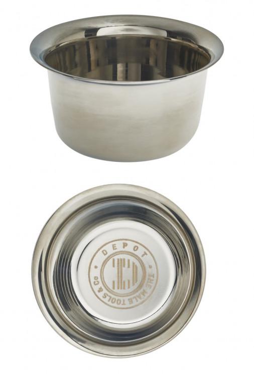 Depot accessori ciotola da barbiere Steel bowl