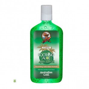 Doposole gel decongestionante pelli irritate Australian Gold 237 ml